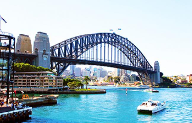 ทัวร์ออสเตรเลีย Royal Caribbean Radiance of the Seas
