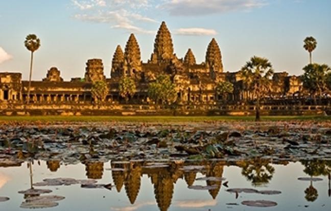 ทัวร์กัมพูชา พนมเปญ – เสียมเรียบ
