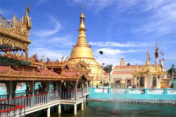 ทัวร์พม่า Go myanmar สุดจ๊าตต ย่างกุ้ง