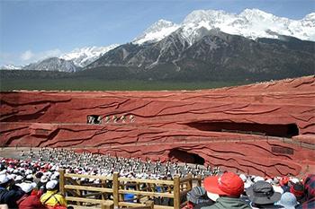 ทัวร์จีน ลี่เจียง คุนหมิง ต้าหลี่ ภูเขาหิมะมังกรหยก