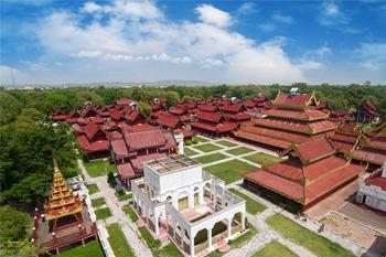 ทัวร์พม่า 4เมือง ย่างกุ้ง พุกาม มัณฑะเลย์ สกายน์