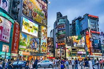 ทัวร์ไต้หวัน Taiwan Songkran Perfect