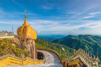ทัวร์พม่า Go Myanmar อิ่มบุญ.. สุขใจย่างกุ้ง สิเรียม หงสาวดี พระธาตุอินทร์แขวน