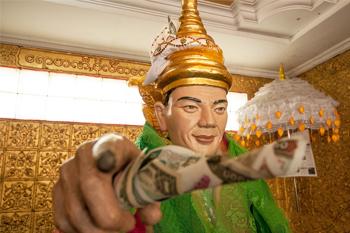 ทัวร์พม่า พม่าดีดี!! DELUXE MYANMAR