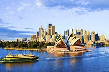 ทัวร์ออสเตรเลีย SYDNEY-PORT STEPHENS